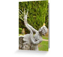 Miramare, Italy Greeting Card