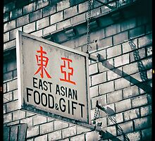East Asian Food And Gift by Netsrotj