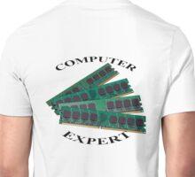 Computer expert Unisex T-Shirt
