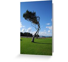 Saltwater Tree Greeting Card