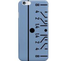 fstop range of classical lens iPhone Case/Skin