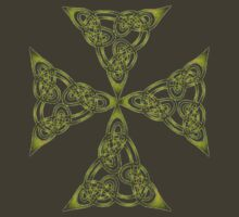 "Lindisfarne ""St John's Knot"" Grunge by taiche"