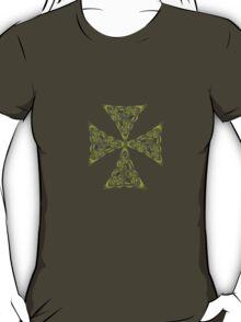 "Lindisfarne ""St John's Knot"" Grunge T-Shirt"