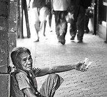 Deprived, unfortunate and underprivileged by dmarkdatu