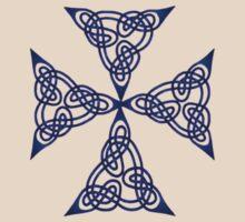 "Lindisfarne ""St John's Knot"" Tattoo by taiche"