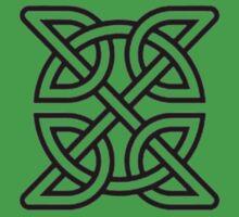 Celtic Knot Tribal Tattoo Kids Clothes