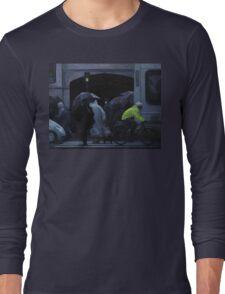 monday morning Long Sleeve T-Shirt
