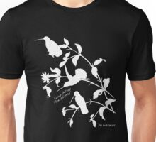 White long-billed starthroat  Unisex T-Shirt