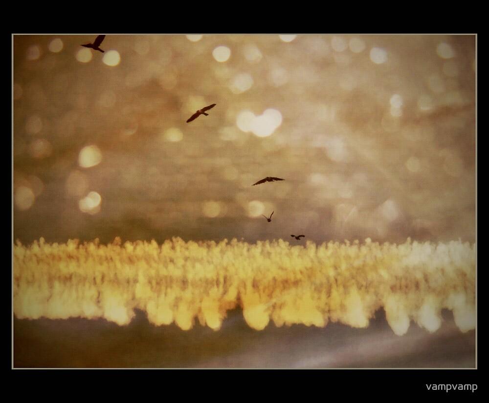 mystery flight by vampvamp