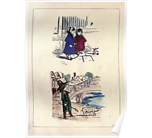 The Little Folks Painting book by George Weatherly and Kate Greenaway 0031 Poster