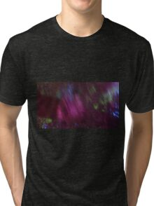 Back to the vivid forest n°1 Tri-blend T-Shirt