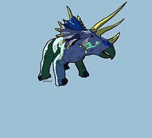 TRIKE AKA Triceratops Dinosaur Designs by Pitstop Head Unisex T-Shirt