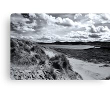 Summer in Sligo Canvas Print