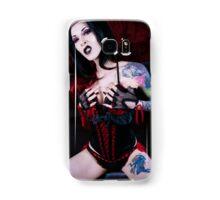 Crimson & Clover Samsung Galaxy Case/Skin