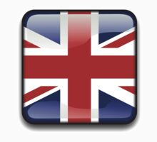 United Kingdom Flag, UK Icon by tshirtdesign