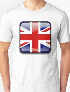 United Kingdom Flag, UK Icon T-Shirt