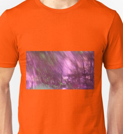 Back to the vivid forest n°3 Unisex T-Shirt