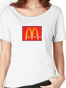McDonalds = McCHEMICAL McFEASt Women's Relaxed Fit T-Shirt