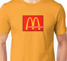 McDonalds = McCHEMICAL McFEASt Unisex T-Shirt