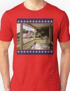 Small Town USA ~ Fourth of July Unisex T-Shirt