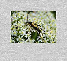 Black and Yellow Longhorn Beetle  Unisex T-Shirt
