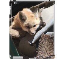 Fox in the Henhouse iPad Case/Skin