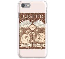 Jugendstil iPhone Case/Skin