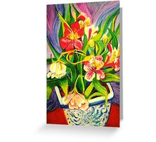 Lizzies Greeting Card