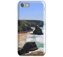 """"""" Blue Lagoons, Pentire Steps """" iPhone Case/Skin"""