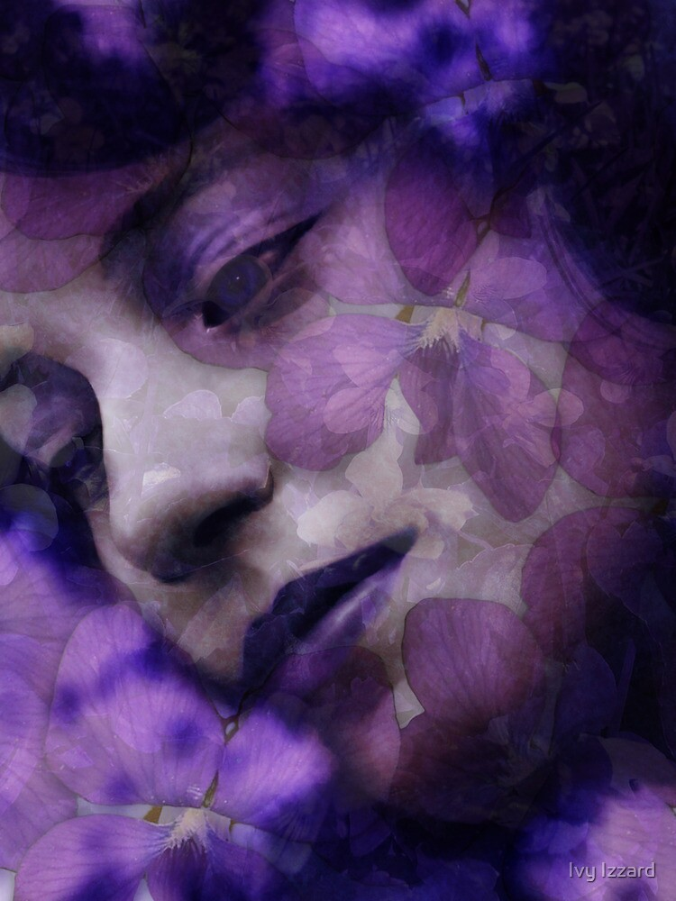 Violet by Ivy Izzard