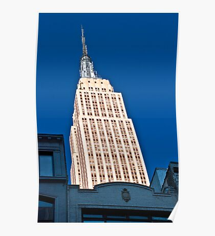 Empire State Building - Print Poster