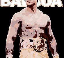 Rocky Balboa by Daniel-Wylie