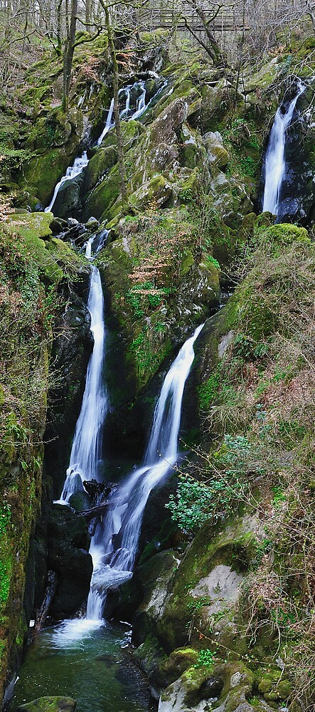 Stock Ghyll Force by Blagnys