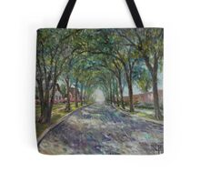 Along The Azalea Trail Tote Bag