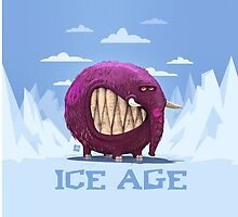 Ice Age by Tomajestic