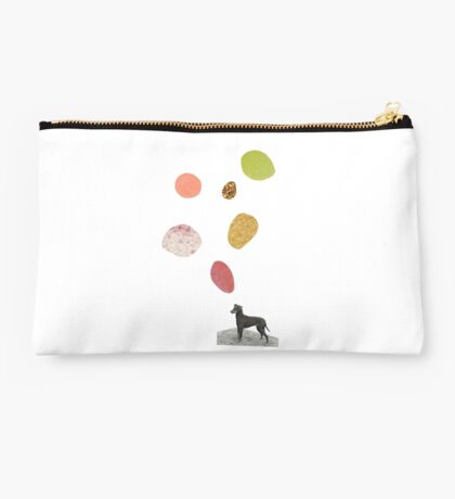 the thinking dog Studio Pouch