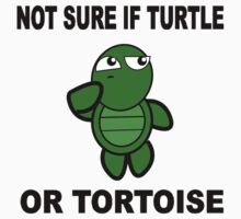 Confused Turtle T-Shirt