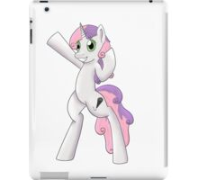 Grown Up Sweetie Belle iPad Case/Skin