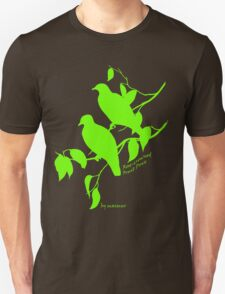 Green Rose-crowned fruit dove T-Shirt