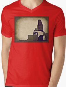 the tower Mens V-Neck T-Shirt
