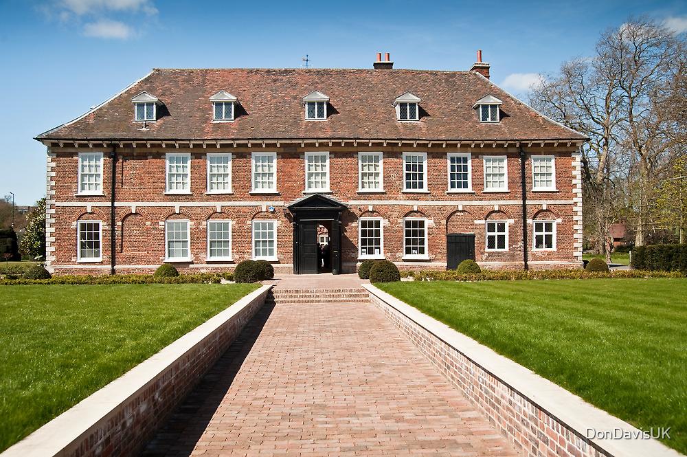 Hall Place 1537AD: Bexley, Kent. UK. by DonDavisUK