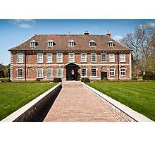Hall Place 1537AD: Bexley, Kent. UK. Photographic Print
