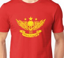 IMPERIAL VALKYRIES Yellow Unisex T-Shirt