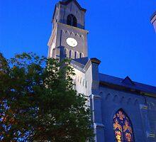 St. Mary Catholic church-3 by Hiroshi  Maeshiro