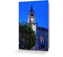 St. Mary Catholic church-3 Greeting Card