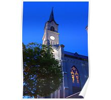St. Mary Catholic church-3 Poster