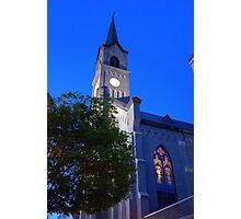 St. Mary Catholic church-3 Photographic Print