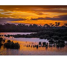 Tooradin Inlet. Photographic Print