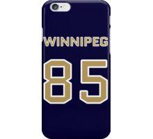 Winnipeg Football (I) iPhone Case/Skin