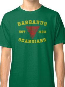 Sports Team: The Barbarus Guardians Classic T-Shirt